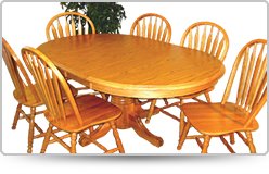 Dining Set Table Discount Furniture Bedding Macomb Il